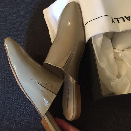 Intentionally Blank Nude Sandals