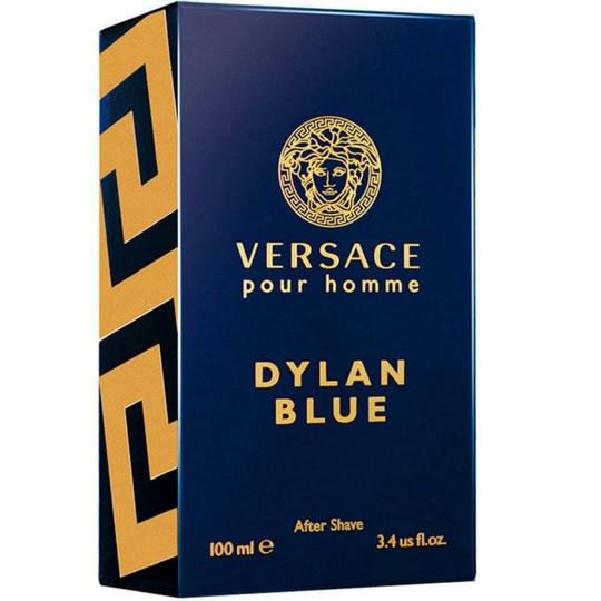 Versace DYLAN BLUE PH BY VERSACE AFTER SHAVE-3.4 OZ-100 ML-ITALY