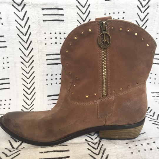 Lucky Brand brown Boots