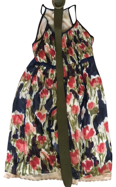 Preload https://img-static.tradesy.com/item/23660863/moulinette-soeurs-navy-olive-rose-and-red-the-belt-is-olive-green-midi-mid-length-short-casual-dress-0-2-650-650.jpg
