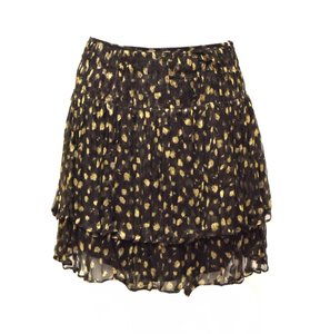 Love Sam Mini Skirt Dusty Brown