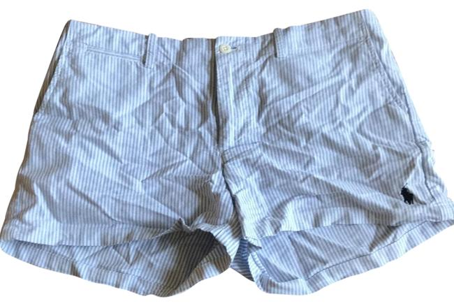 Preload https://item3.tradesy.com/images/polo-ralph-lauren-light-blue-and-white-seersucker-minishort-shorts-size-6-s-28-23660952-0-1.jpg?width=400&height=650