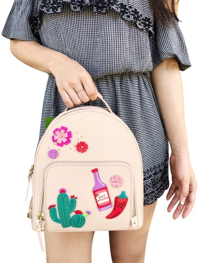 Preload https://item3.tradesy.com/images/kate-spade-cactus-tomi-new-horizons-cashew-leather-backpack-23660967-0-1.jpg?width=440&height=440