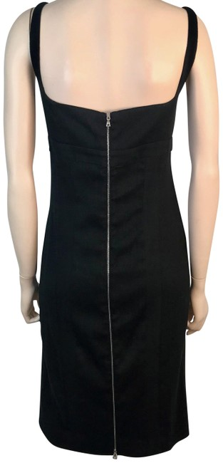 Preload https://img-static.tradesy.com/item/23660988/narciso-rodriguez-black-sleeveless-stretch-exp-zipper-mid-length-cocktail-dress-size-8-m-0-1-650-650.jpg