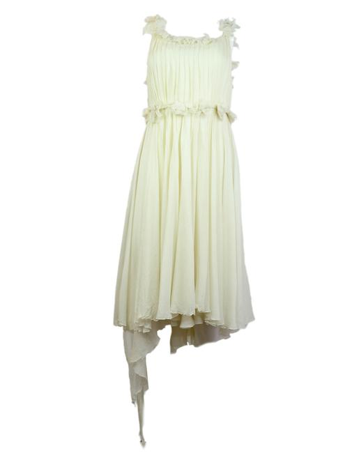 Preload https://item4.tradesy.com/images/chanel-cream-silk-chiffon-with-mesh-rosettes-fr38-mid-length-cocktail-dress-size-2-xs-23661053-0-0.jpg?width=400&height=650