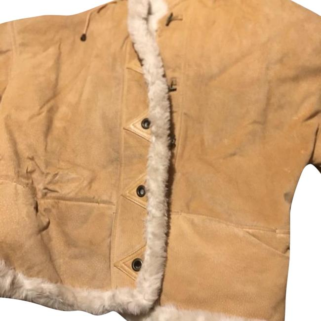 Preload https://item4.tradesy.com/images/j-percy-for-marvin-richards-tan-fur-coat-size-10-m-23661063-0-1.jpg?width=400&height=650