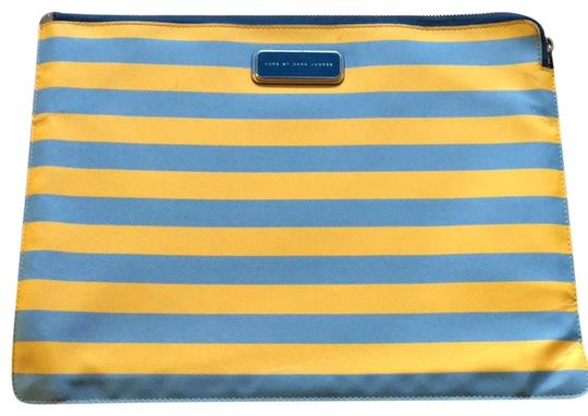 Preload https://img-static.tradesy.com/item/23661073/marc-by-marc-jacobs-yellow-and-blue-stripes-on-one-side-yellow-with-blue-flowers-on-the-other-purple-0-1-540-540.jpg