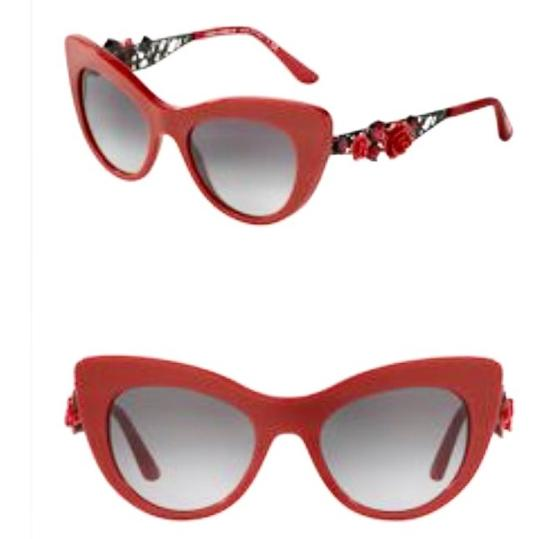 Dolce&Gabbana cat eye rosed
