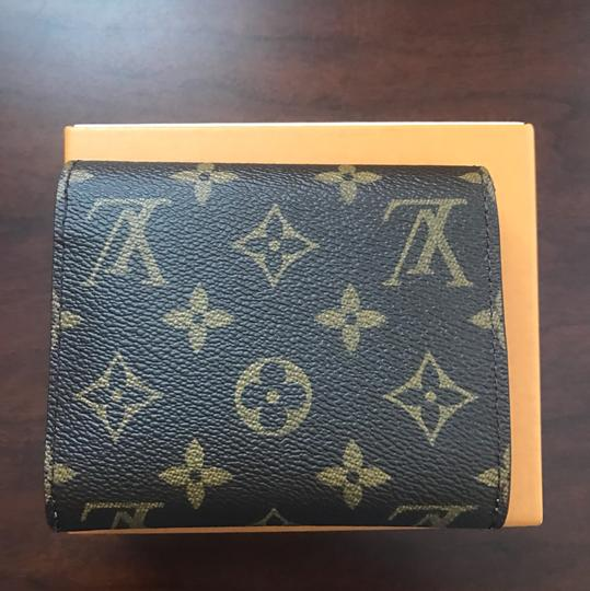 Louis Vuitton Louis Vuitton Arian wallet auth new with box