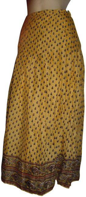 Preload https://item3.tradesy.com/images/yellow-orange-border-print-mix-nouveau-pleated-hippie-gypsy-music-fest-maxi-skirt-size-6-s-28-23661162-0-1.jpg?width=400&height=650