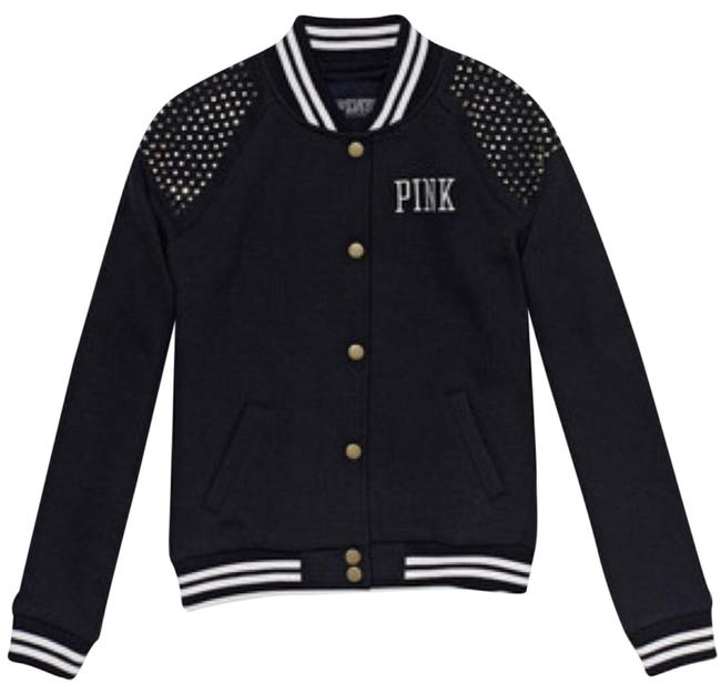 Preload https://item4.tradesy.com/images/black-spring-jacket-size-0-xs-23661163-0-1.jpg?width=400&height=650