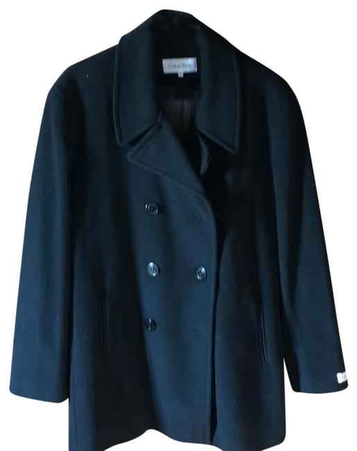 Preload https://item4.tradesy.com/images/calvin-klein-black-double-breasted-pea-coat-size-22-plus-2x-23661173-0-1.jpg?width=400&height=650