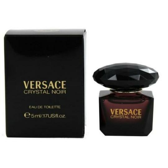 Versace MINI-VERSACE CRYSTAL NOIR-EDT-0.17 OZ-5 ML-ITALY