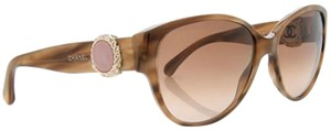 Chanel 5192 Collection Bouton Button CC Wayfarer Cateye Cat Eye Oval Round