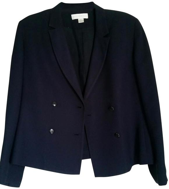 Preload https://item5.tradesy.com/images/petite-sophisticate-navy-blazer-size-10-m-23661259-0-1.jpg?width=400&height=650