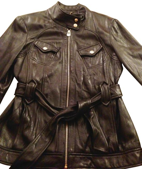 Preload https://item5.tradesy.com/images/guess-black-moto-signature-leather-jacket-size-8-m-23661319-0-2.jpg?width=400&height=650