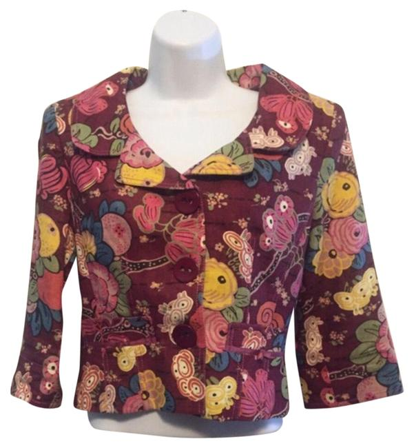 Preload https://img-static.tradesy.com/item/23661338/cynthia-steffe-multicolor-cropped-floral-linen-spring-jacket-size-6-s-0-1-650-650.jpg