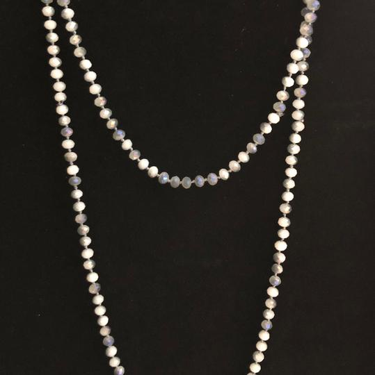 Nordstrom Long Beaded Necklace