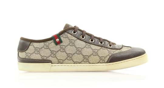 Preload https://img-static.tradesy.com/item/23661447/gucci-brown-web-low-top-sneakers-size-eu-385-approx-us-85-regular-m-b-0-2-540-540.jpg