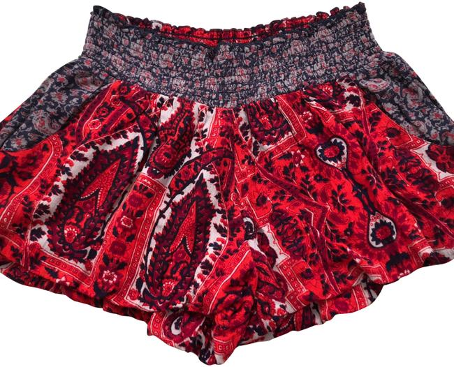 Preload https://item4.tradesy.com/images/free-people-multicolored-minishort-shorts-size-0-xs-25-23661473-0-3.jpg?width=400&height=650