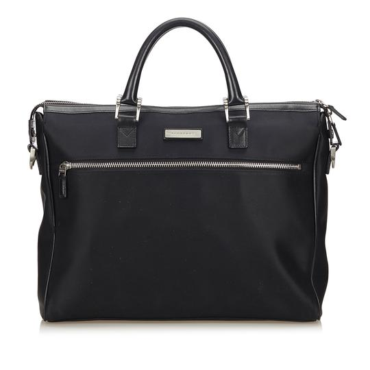 Preload https://item5.tradesy.com/images/burberry-briefcase-black-fabric-x-nylon-x-leather-x-others-laptop-bag-23661534-0-0.jpg?width=440&height=440
