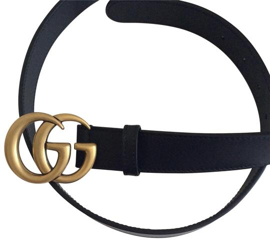 Preload https://item5.tradesy.com/images/gucci-black-brass-marnont-with-double-gg-buckle-size-95-belt-23661539-0-1.jpg?width=440&height=440