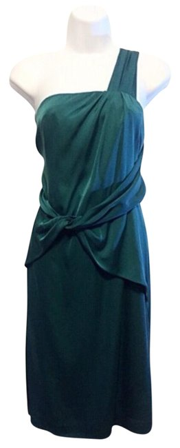 Preload https://item3.tradesy.com/images/banana-republic-teal-silk-one-shoulder-mid-length-night-out-dress-size-10-m-23661542-0-1.jpg?width=400&height=650