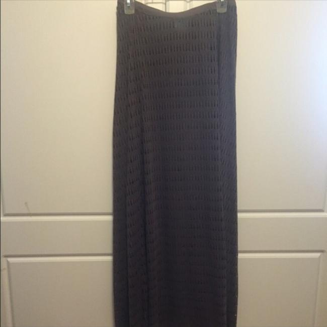 Free People Maxi Skirt Taupe Brown