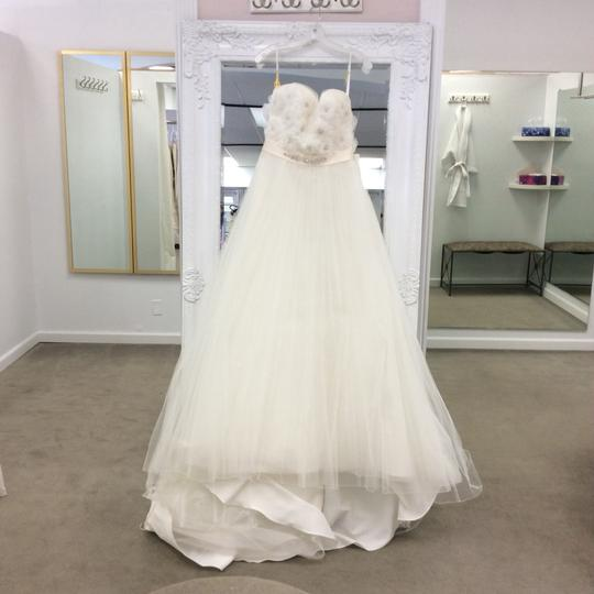 Preload https://img-static.tradesy.com/item/23661617/casablanca-beaded-flowers-a-line-gown-feminine-wedding-dress-size-8-m-0-0-540-540.jpg