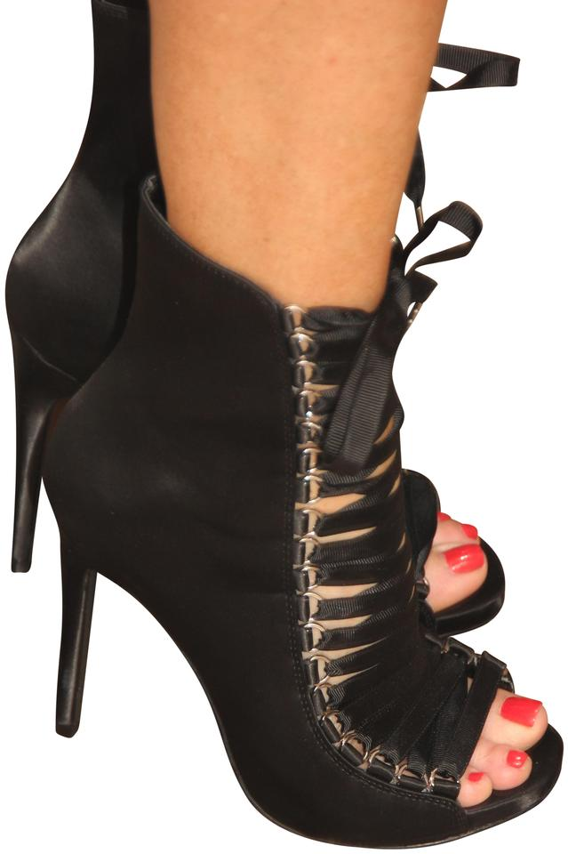 17f854883e0 Black Fuego Boots/Booties