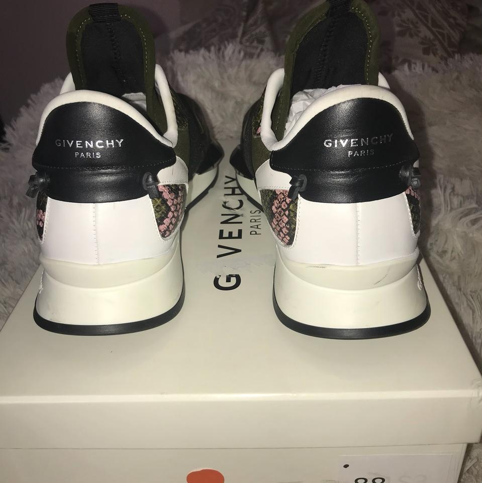 Sneakers Runner Khaki Givenchy Givenchy Runner Khaki Sneakers Khaki Givenchy vABq88