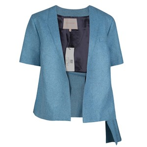 Roksanda Ilincic Powder Blue Jacket