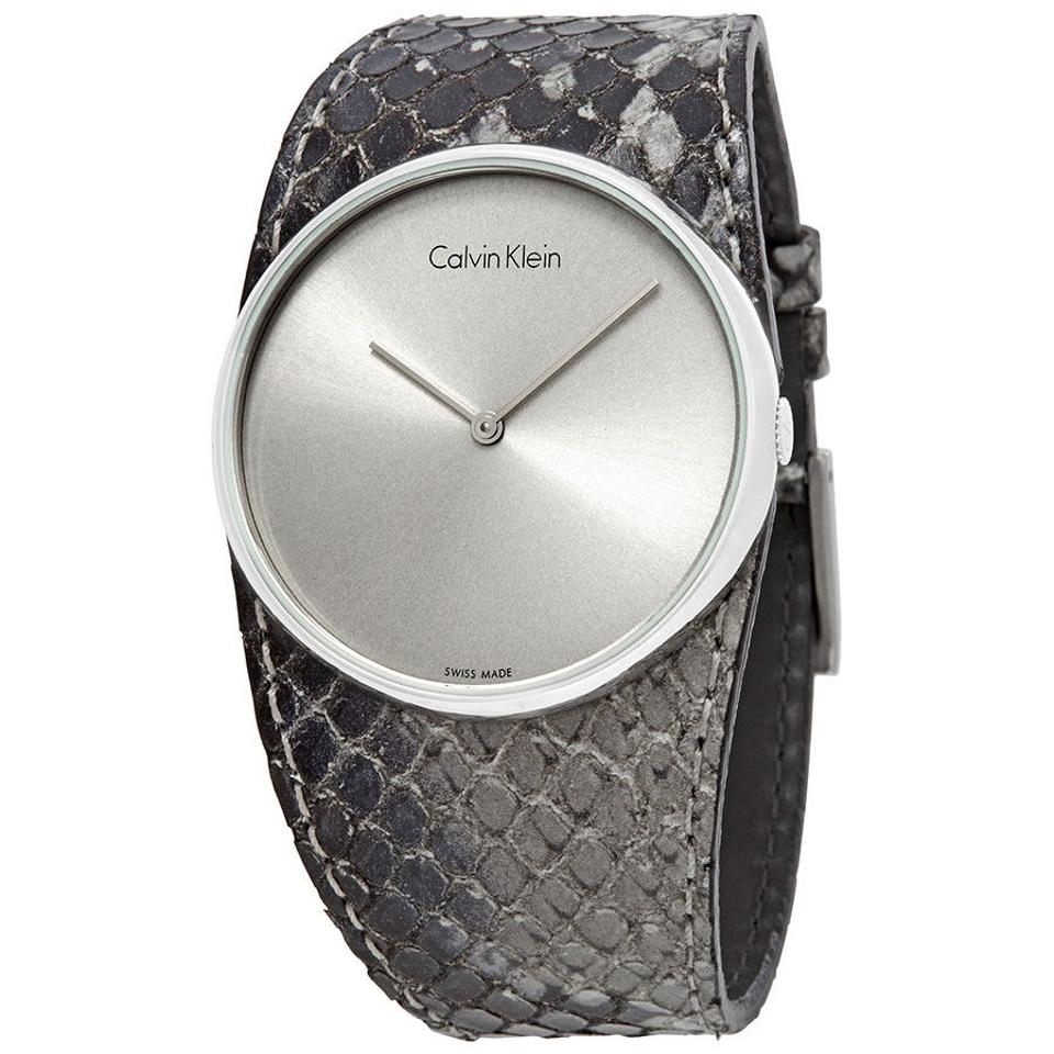 Calvin Klein Calvin Klein Spellbound Grey Dial Ladies Watch K5V231Q4 ... 53853d1e7f5
