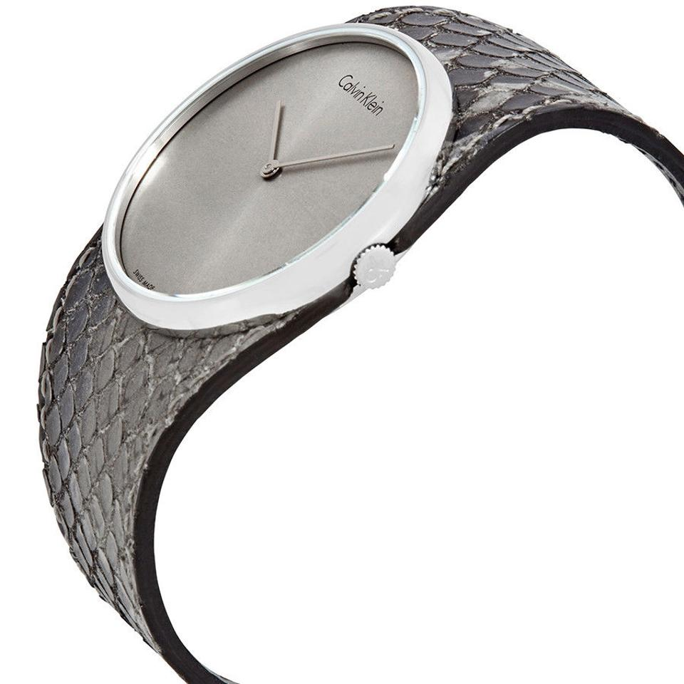 Calvin Klein Calvin Klein Spellbound Grey Dial Ladies Watch K5V231Q4. 123 729ce75dc99