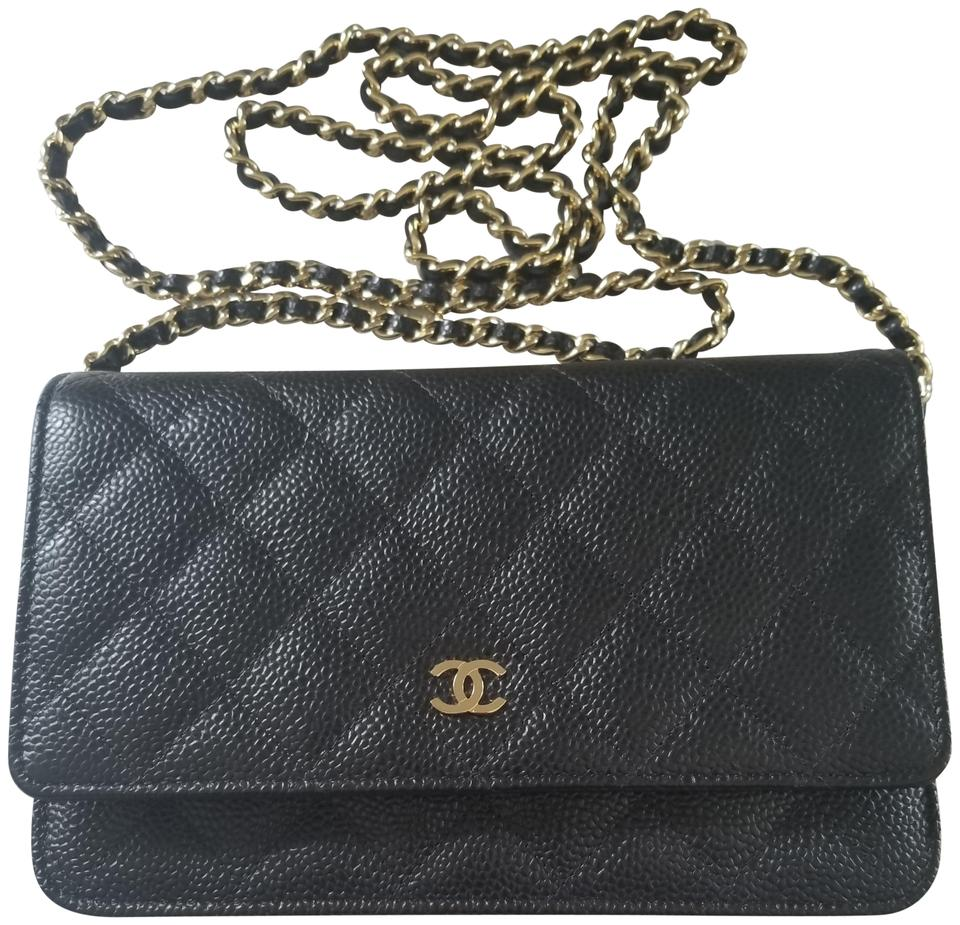 967058118caf Chanel Wallet on Chain Wallet On A Chain Gold Crossbody **nwot ...