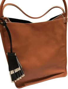 Proenza Schouler Shopper Leather Tote in Dune (Light Brown)