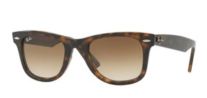 Ray-Ban New Ray Ban Unisex Sunglasses RB4340 710/51 Tortoise Frame Brown Lens