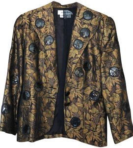 Liancarlo Flower multi-colored Blazer