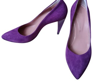 Les Tropeziennes Purple Pumps