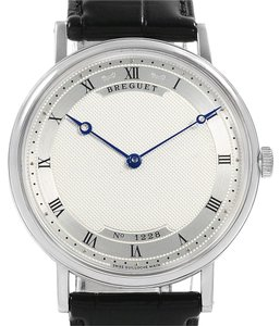 Breguet Breguet Classique 18K White Gold Ultra Thin Watch 5157