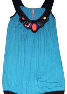 Rue 21 Top Blue/Turquoise