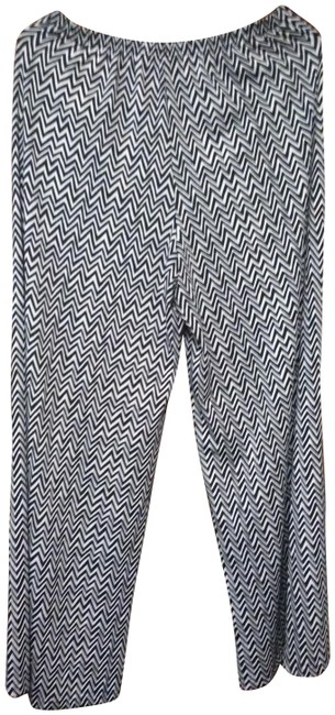 Item - Black and White Pants Size 10 (M, 31)