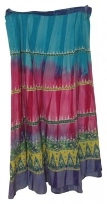 Preload https://item2.tradesy.com/images/chaudry-multicolor-long-maxi-skirt-size-10-m-31-23666-0-0.jpg?width=400&height=650