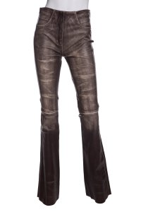 Jitrois Boot Cut Pants Brown