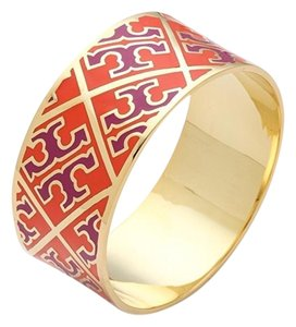 Tory Burch Tory Burch logo printed bangle