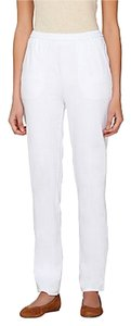 Linea Leisure by Louis Dell'Olio Relaxed Pants White
