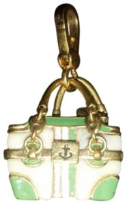 Juicy Couture Green purse charm