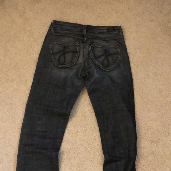 Juicy Couture Boot Cut Jeans-Dark Rinse Image 2