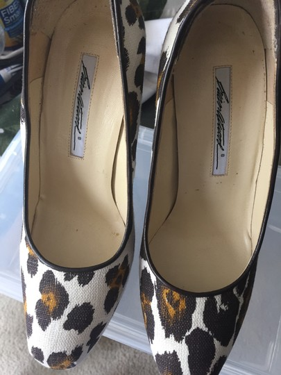 Brian Atwood Multi Color Pumps Image 1