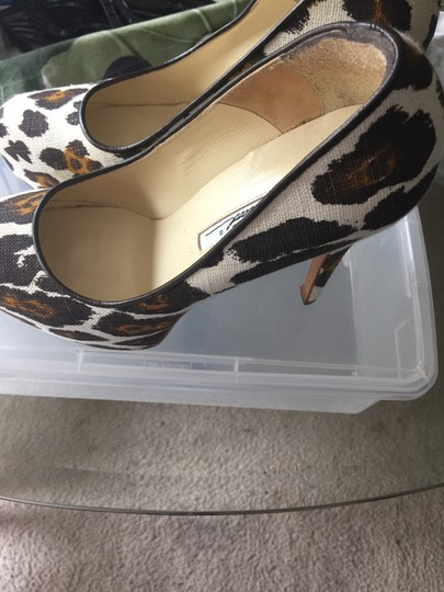 Brian Atwood Multi Color Pumps Image 3